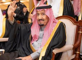 Saudi's King Salman announces $1.9bn projects on latest leg of tour