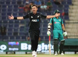 Boult hat-trick fuels New Zealand's win over Pakistan