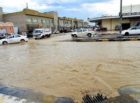 One dead in flooding as heavy rains hit Kuwait