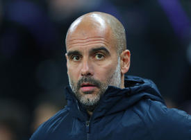Guardiola says he wants to stay at Abu Dhabi's Man City beyond 2021