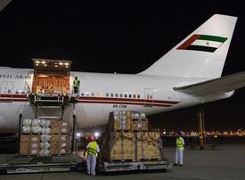 Revealed: the UAE's humanitarian aid efforts in numbers