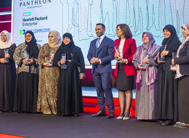 Interview: Iraqi candle-makers at Arabian Business Achievement Awards 2018