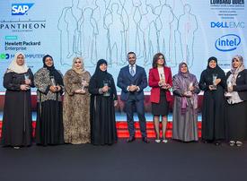 Eight Iraqi war widows honoured at Arabian Business Achievement Awards
