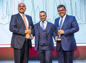 BR Shetty is the force behind our success, say Prasanth and Promoth Manghat