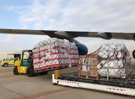 Dubai ruler orders third aid airlift to Jordan after floods