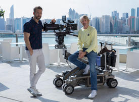 Hollywood superstar in the UAE to film new movie