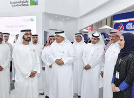 In pictures: Dubai's Sheikh Mohammed visits ADIPEC 2018 at ADNEC in Abu Dhabi