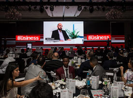 Video: Arabian Business Achievement Awards 2018 - Tribute to Shaji Ul Mulk