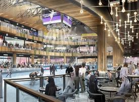 Construction underway on world's largest sports mall in Dubai