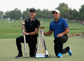 In pictures: Willett wins DP World Tour Championship as Molinari crowned Race to Dubai