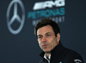 Mercedes promises 'show for the fans' at F1 season finale in Abu Dhabi