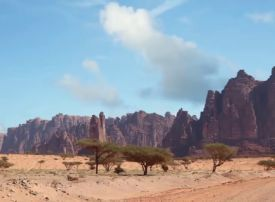 Saudi Arabia reveals plan for new eco-tourism project