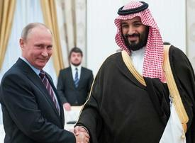 Russia, Saudi agree to renew oil output cuts