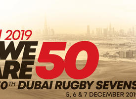 Dubai Rugby Sevens set to avoid clash with Abu Dhabi F1 Grand Prix in 2019