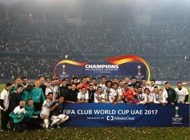 Line-ups announced for upcoming Fifa World Club Cup in Abu Dhabi