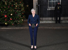 Theresa May returns to Brussels for EU compromise to save Brexit deal