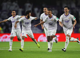 In pictures: Al Ain defeat Team Wellington 4-3 on penalties at Fifa Club World Cup