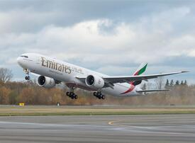 Emirates says to launch second daily flight to London Stansted