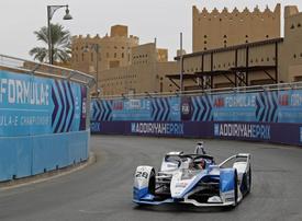 Portugal's da Costa wins inaugural Ad Diriyah ePrix in Saudi Arabia