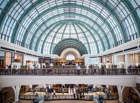 Video: What does social distancing look like in Dubai's Mall of the Emirates?