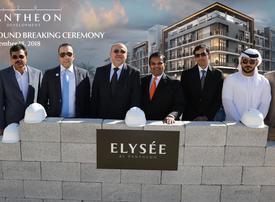 Developer Pantheon starts construction of second Dubai project