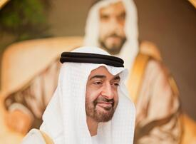 Mohamed bin Zayed the only Arab leader on Time's 100 most influential people