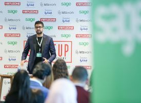 Video: A look inside StartUp Academy 2018