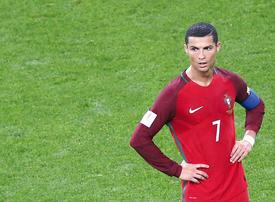 Cristiano Ronaldo headed to Dubai for Globe Soccer Awards