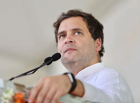 25,000 expected to attend Rahul Gandhi's rally in Dubai