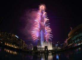 In pictures: Dubai welcomes 2019 with major fireworks display