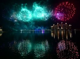 Dubai offers boat cruises to watch NYE firework displays