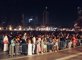 Over 2m use public transport in Dubai on New Year's Eve