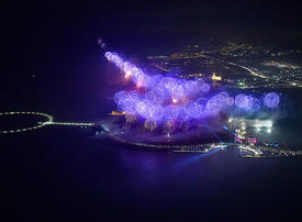 Ras Al Khaimah breaks records with 2019 New Year's Eve fireworks