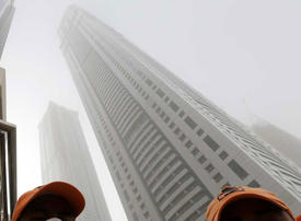 Minor fire reported at Dubai's Torch Tower