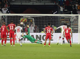 Hosts UAE snatch late draw against Bahrain in Asian Cup opener