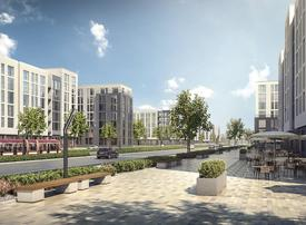 Infrastructure work starts on Aldar's $544m Alreeman project