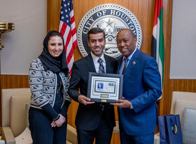 Houston 'extremely grateful' for UAE's $6.5m hurricane relief grant
