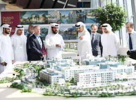 Dubai's Silicon Park smart city project set for Q2 handover
