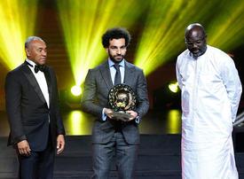 Holder Mohamed Salah among 30 nominees for top African award