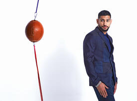 Boxing clever: Amir Khan talks cryptocurrencies, private equity and calling time on his career