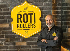 There's a gap in the market for healthy South Asian street food: Roti Rollers CEO