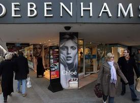 Debenhams' GCC stores 'not affected' by closure plans