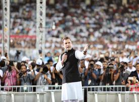 Opinion: Hello Gandhi, Goodbye Modi?