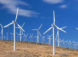 Masdar-led consortium wins contract for Saudi Arabia's $500m wind power project