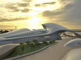 Zaha Hadid-designed Bee'ah HQ to be ready by summer