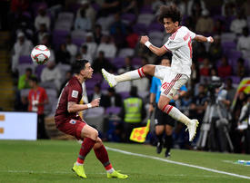 Asian Football Confederation pitches broadcast rights for the UAE