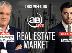 Video - AB Live: What's ahead for UAE's real estate market in 2019