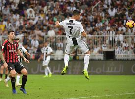 Ronaldo seals Italian Super Cup for Juventus