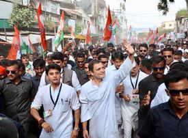 Rahul, the Gandhi dynasty's first failure