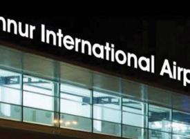 Gulf airlines blocked from flying to India's Kannur Int'l Airport